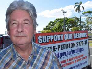 Is Rocky a 'hotbed for separatists'? Boot Brisbane campaign returns