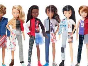 Would you buy your kid a 'gender inclusive' Barbie?
