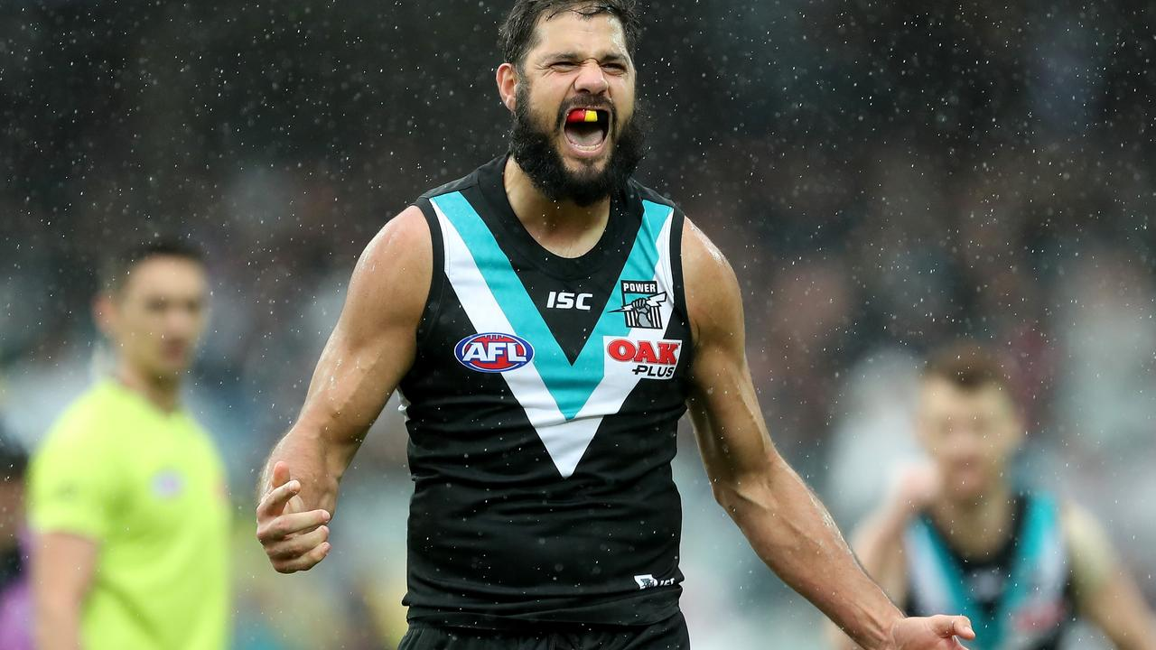 Paddy Ryder wants to join St Kilda from Port Adelaide.