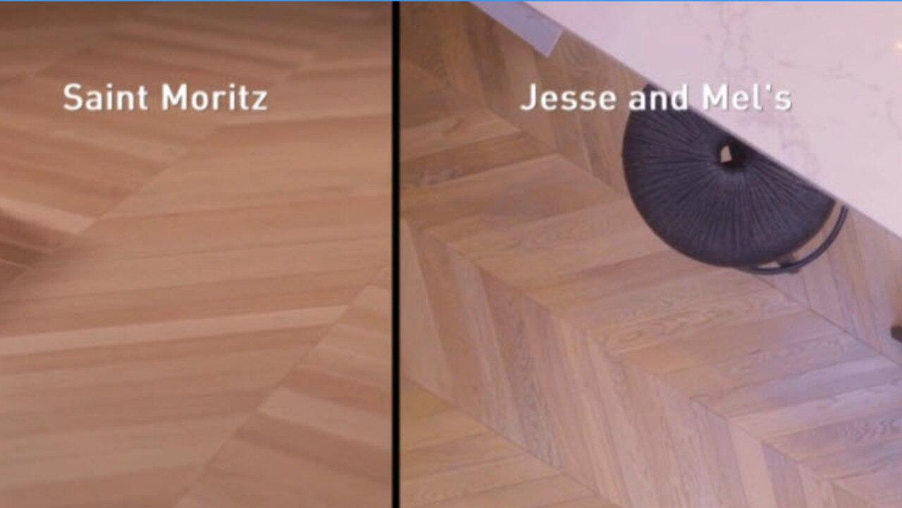 The Saint Moritz, like, invented floors!