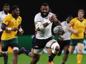 Fiji's plan to let the ball sing against Uruguay
