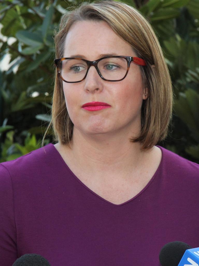 North Queensland senator Nita Green. Picture: PETER CARRUTHERS