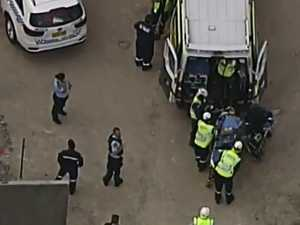 Worker crushed to death at Sydney port