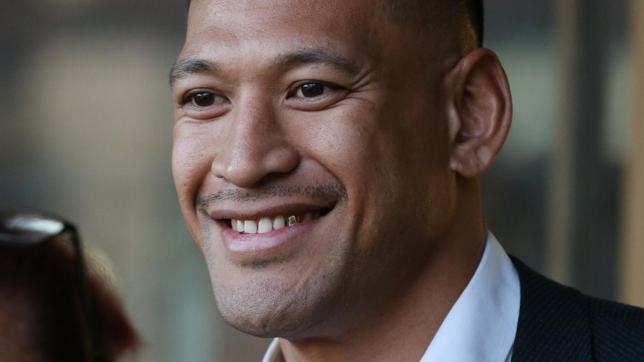 The Wallabies won't be distracted by Israel Folau's off-field antics. Picture: David Swift