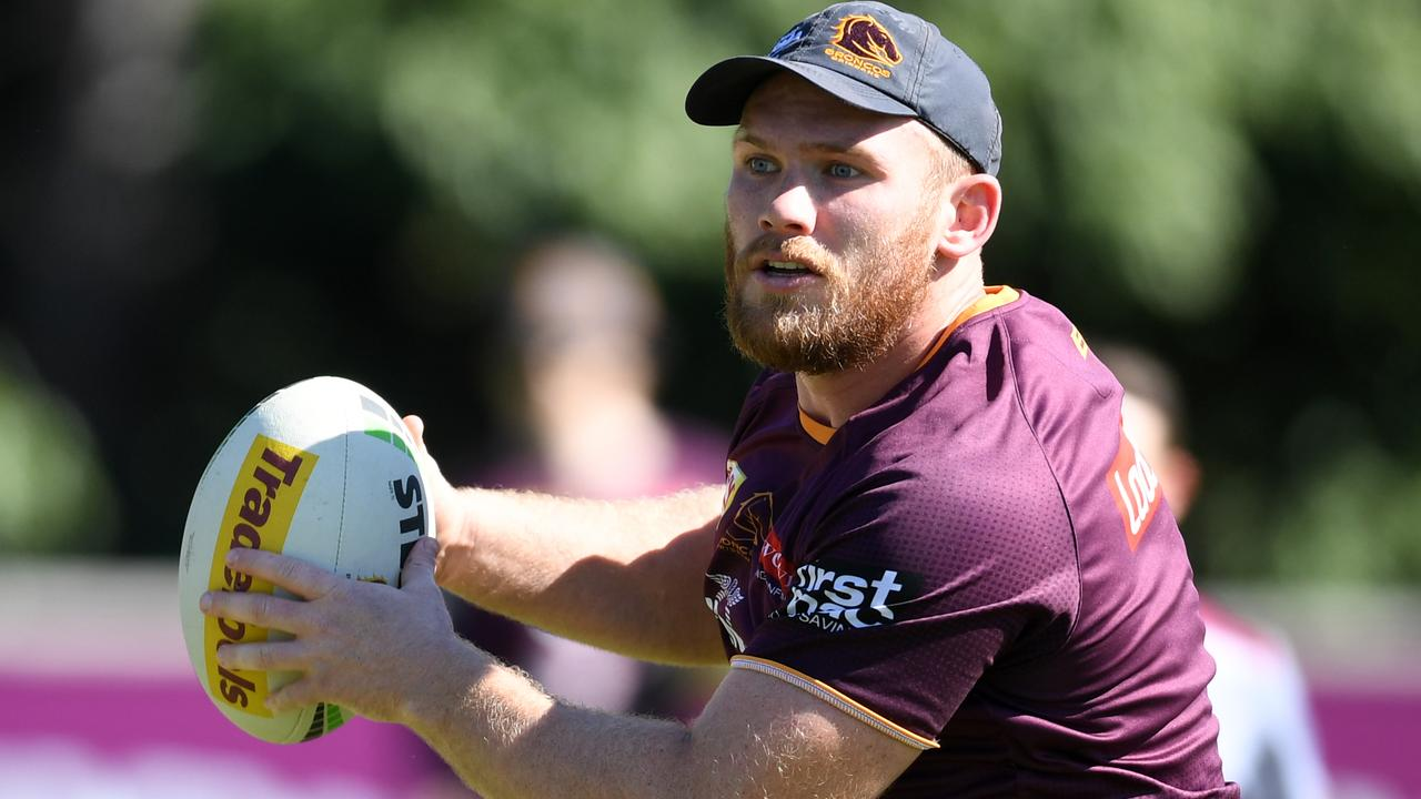 Matt Lodge is reportedly being considered for the Broncos captaincy.