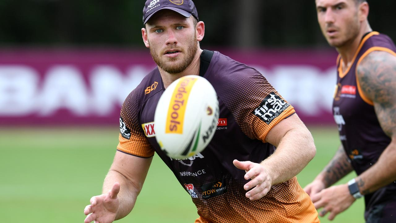 Matthew Lodge has emerged as Broncos captain favorite.