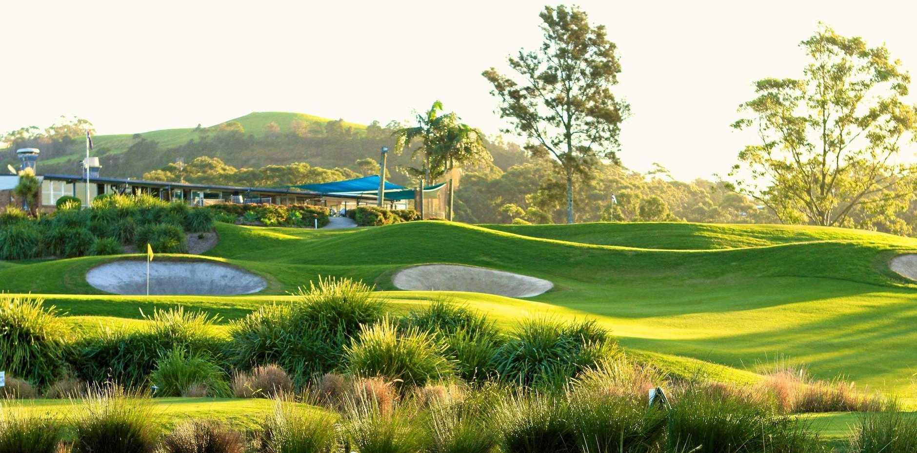 BEAUTIFUL BYRON: Byron Bay Golf Club will host the Byron Central Hospital Auxiliary's annual Charity Golf Day on Sunday, September 29.