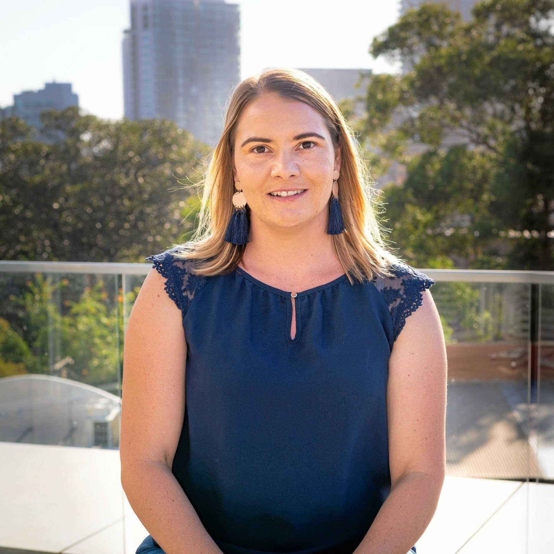 FOR OUR GIRLS: Lizzy Rickaby is working to make regional Australia a safer place for our women and girls.