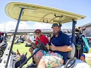 Carnival time: Golf club get set for their main event