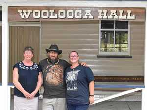 'Woolooga on edge' a year after 12000ha fire