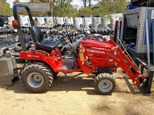 Police search for man who stole tractor linked to thefts