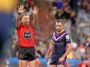 Sin-binning a slap in the face for league fans