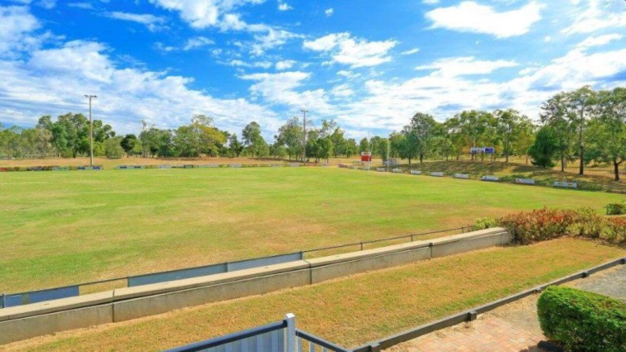 Rockhampton Grammar School Rugby Park.