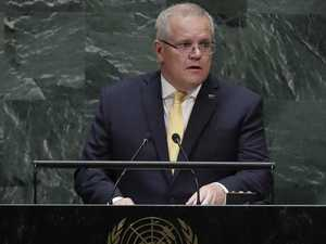 'Completely false': PM takes on the world