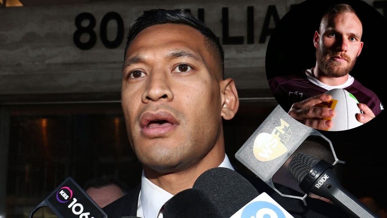 How can the NRL block an Israel Folau return, but welcome back players guilty of violent acts?