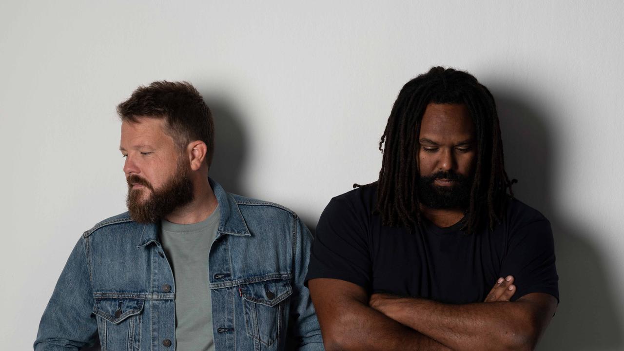 Busby Marou, AKA Tom Busby and Jeremy Marou release new single.