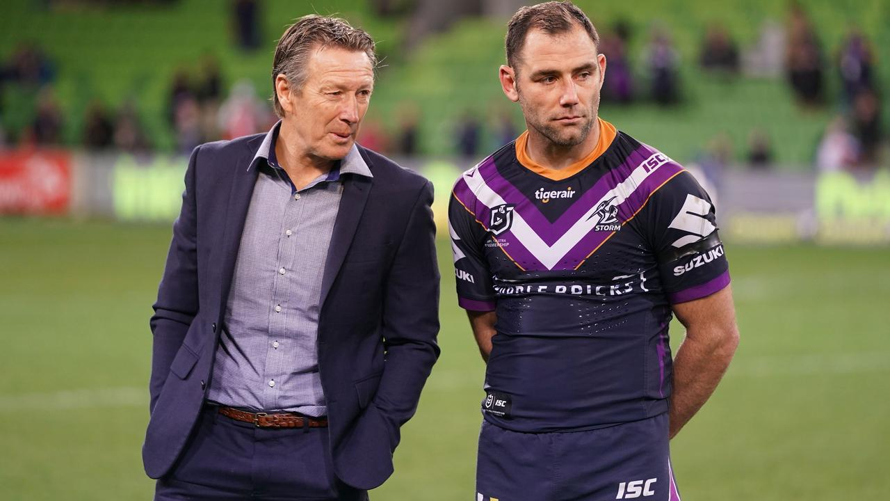 Craig Bellamy can't understand the hate directed at Cameron Smith.