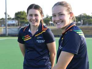 Dynamic Mackay duo sent to strengthen Australian team