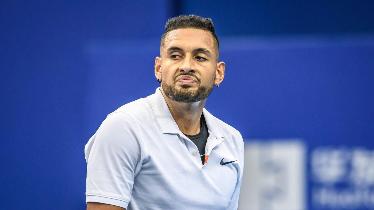 Nick Kyrgios handed suspended 16-week ban by ATP Tour