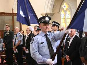 Police remembrance day