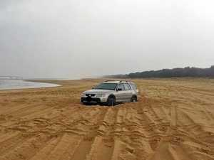 SAND DRIVING TIPS: Don't get beached this holiday