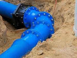 UPGRADE: Water main work starts in Nanango