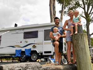 TOURISM: RV visitors falling for charm of Fraser Coast