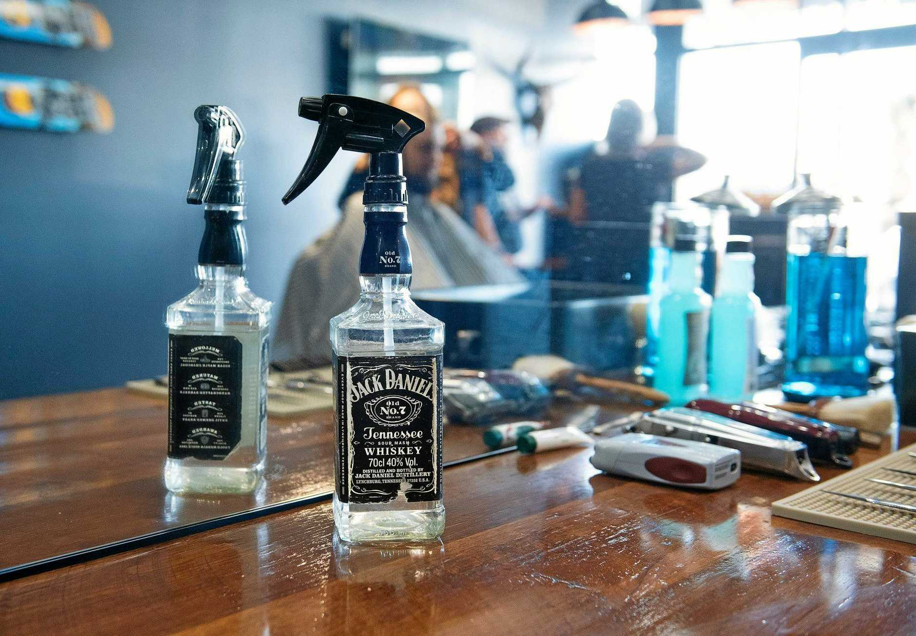 Houston and Co Barber Shop opened at the Karalee Shopping Village on September 14.