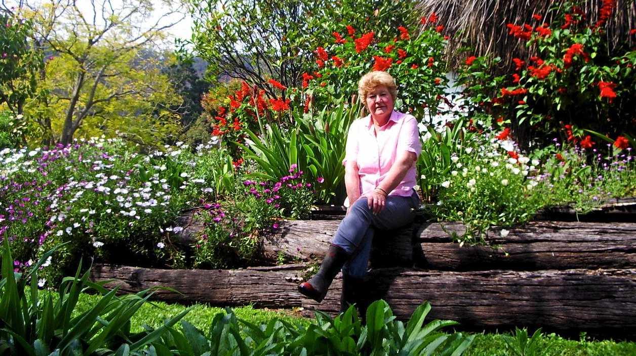 KYOGLE OPEN GARDENS: Mandy Roy will open her award-winning garden in the Kyogle Garden Club's open garden weekend.
