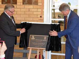 Stirling Hinchliffe opens new-look Wondai building