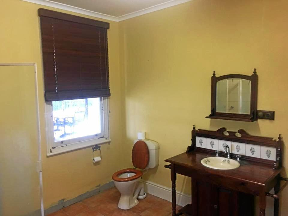 Bathroom renovations at 93 Gayndah Rd in Maryborough West