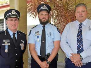 'We remember their sacrifice': Community honours the fallen