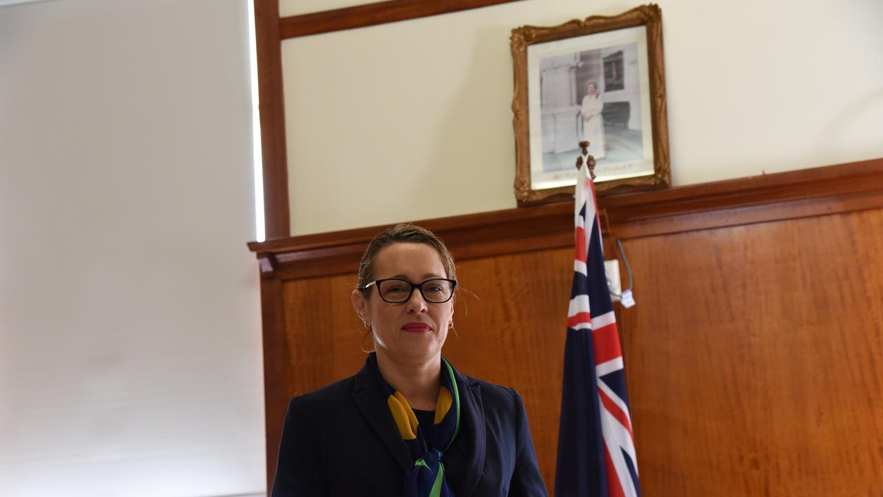 North Burnett Regional Council Mayor Rachel Chambers.