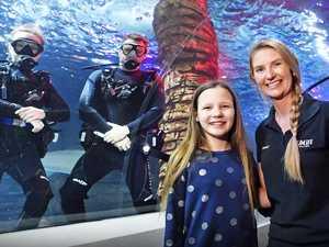 Ocean warrior's passion pledge inspires change