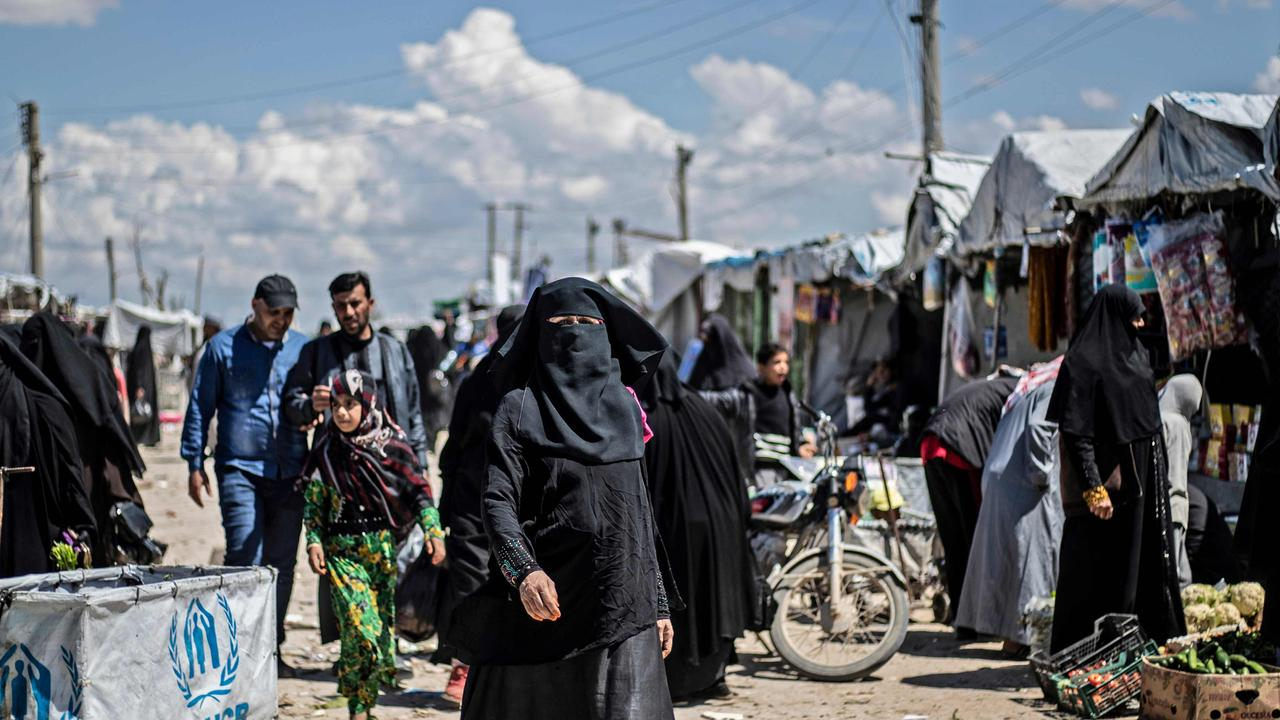 The ISIS camp that once housed British bride Shamima Begum has descended into chaos, with women turning on each other amid a brutal crackdown on leavers.