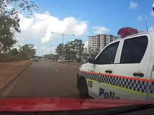 WATCH: Cop apologises for cutting off driver