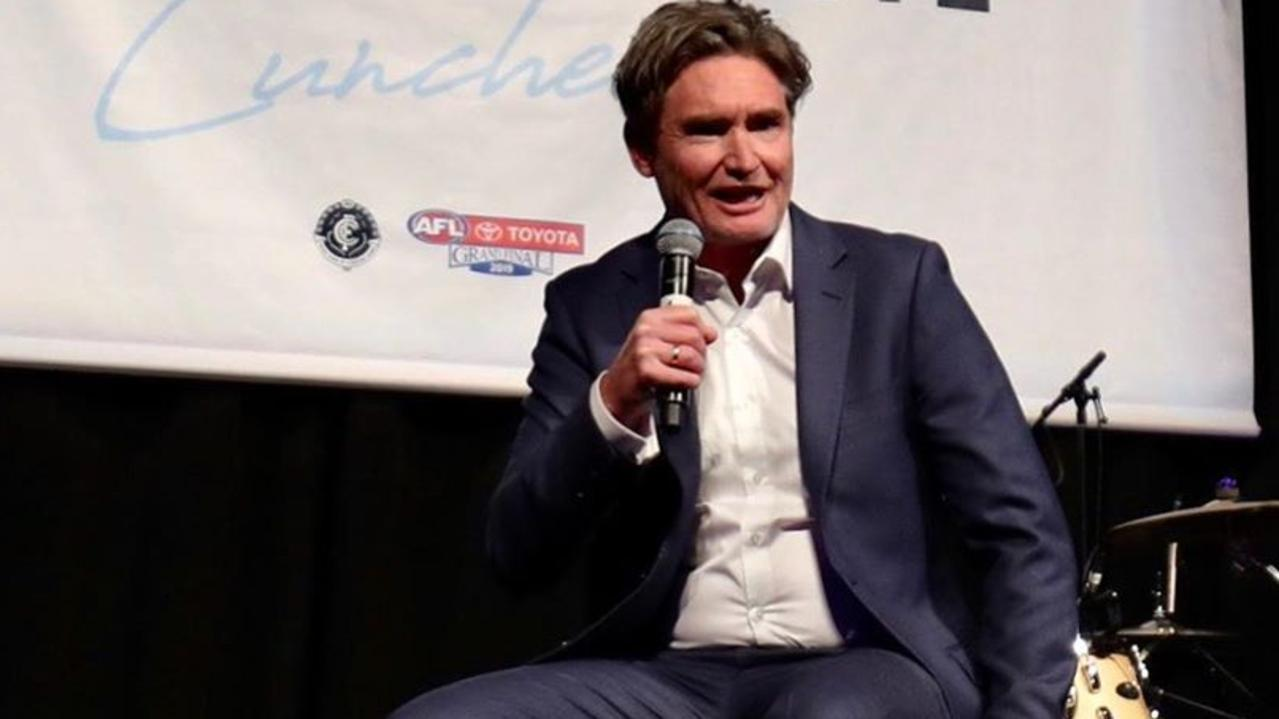 Dave Hughes has opened up to news.com.au about his health scare.