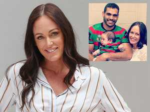 Inglis's ex: G.I. in 'better place' post-rehab