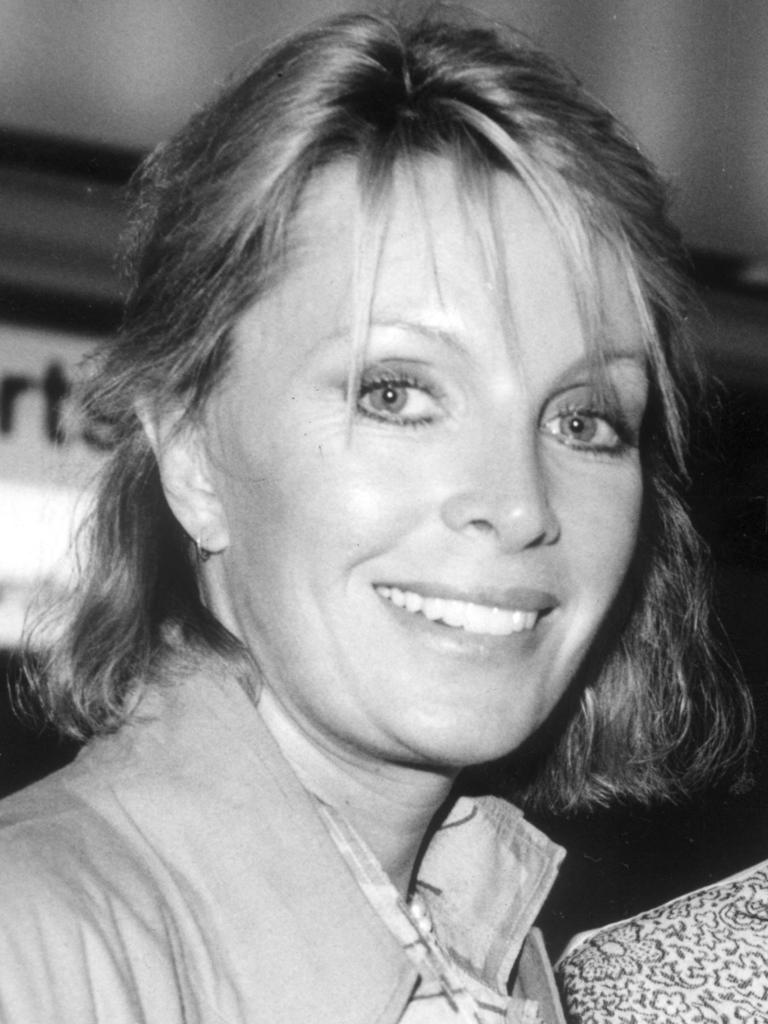 Late actor Cassandra Harris.