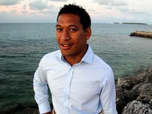 Folau blocked from Tonga move