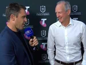 'Not tonight': Fittler brutally snubbed by Bennett