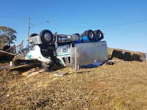 CLOSED: Highway opens after Rosella crash