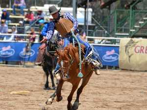 Rodeo camaraderie to shine despite tough conditions