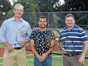 Official opening of new Kandanga Tennis Centre