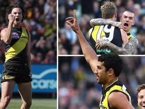 Magic moments: how Tigers won the flag