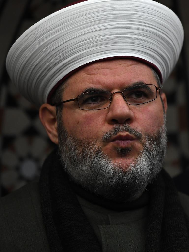 Sheikh Yahya Safi. Picture /Dean Lewins
