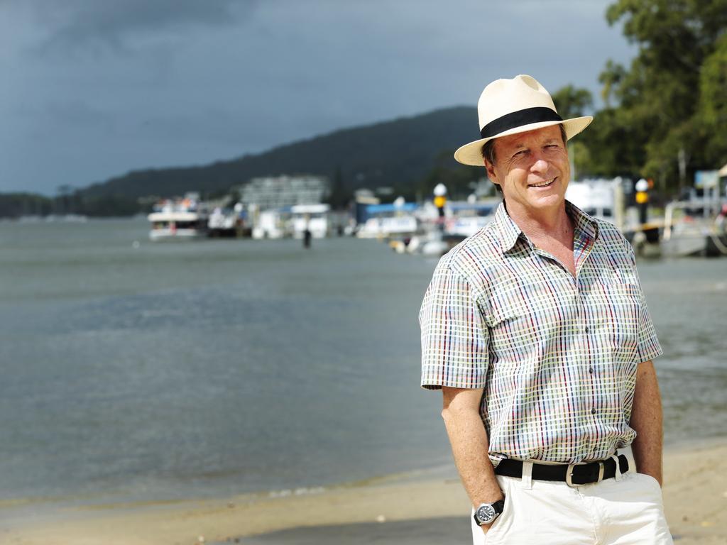 Noosa Mayor Tony Wellington says local need a voice in future tourism.