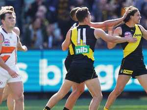 Richmond star makes controversial GF tribute