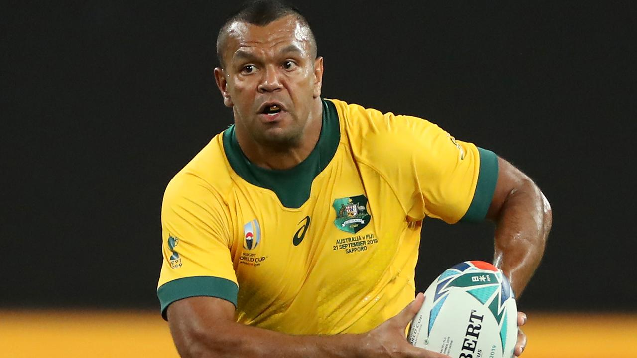 Wales are quite happy to see Kurtley Beale relegated to the bench.