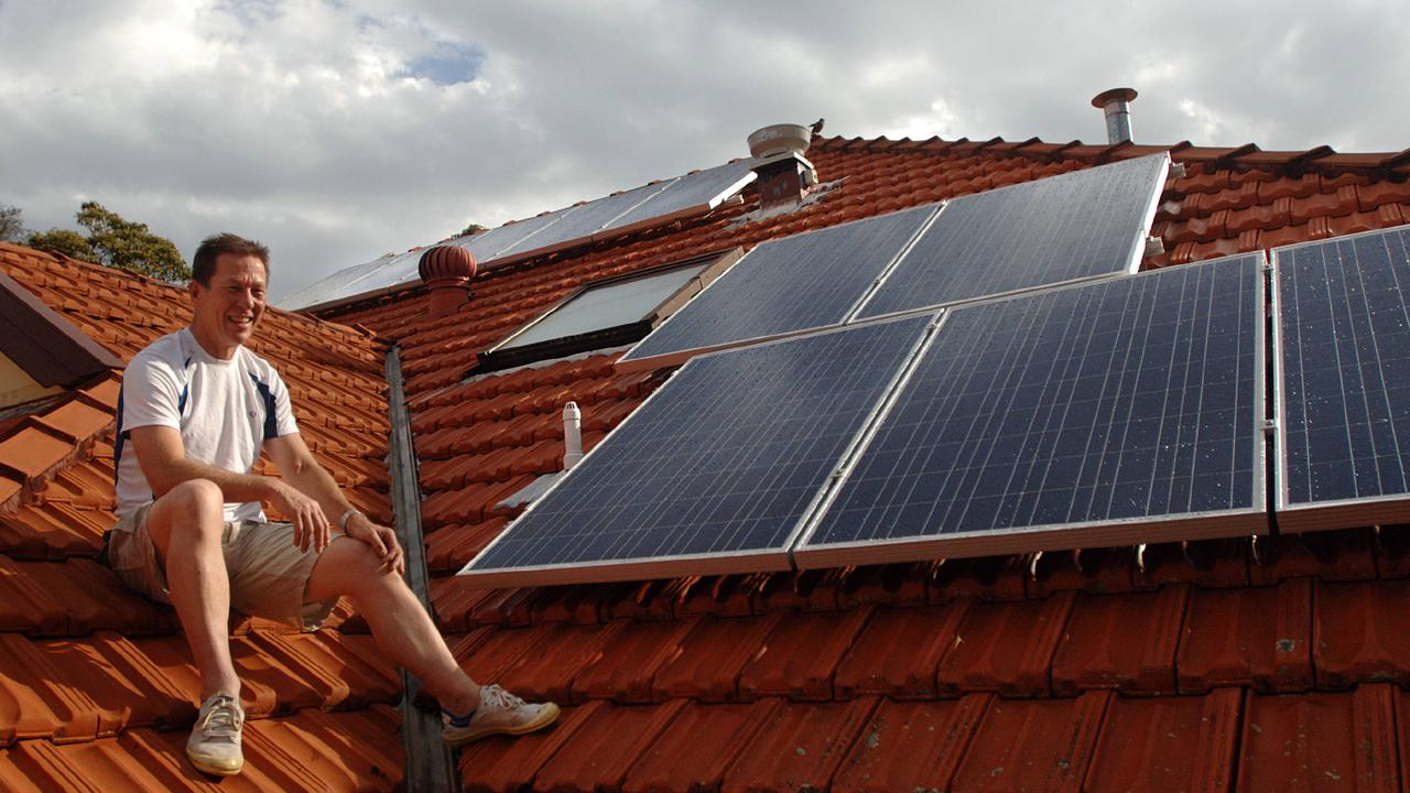 One in five Australians now has solar panels on their roof.